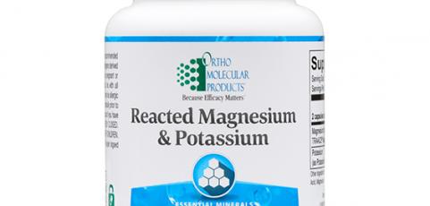 Magnesium and Potassium 60 capsules