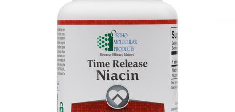 Niacin Time Released