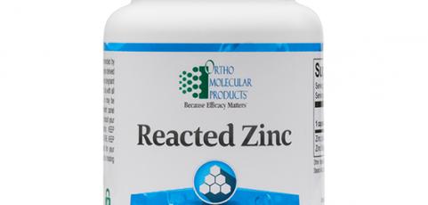 Reacted Zinc 60 count