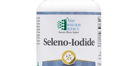 Seleno Iodine 90 Capsules